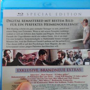 Spannende Extras auf der Blu-ray