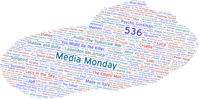 Media Monday #536