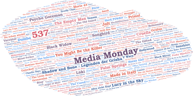 Media Monday #537